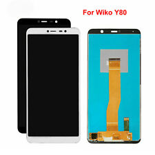 Per Wiko Y80 Display LCD Touch Screen Digitizer Assembly Schermo Vetro Nuovo