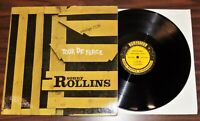 Scarce jazz lp SONNY ROLLINS QUARTET Tour de Force 1958 Prestige 7126 DG OG RVG