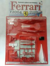 Ferrari Formula 1 F2004 De Agostini Kyosho a Scoppio Ricambio N°43 04043 Nuovo