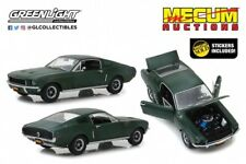 "Ford Mustang GT ""Bullit"" Unrestored Kissimmee 2020  1:18 Greenlight"