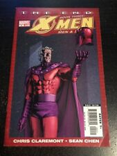 X-men:The End#2 Awesome Condition 8.0(2006) Sean Chen Art!!