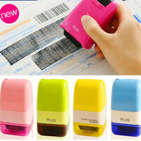 Guard Your ID Roller Security Stamp SelfInking Stamp Messy Code Privacy Office