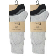 *6 PAIRS* MENS NEXT DRESS / EVERYDAY SOCKS * SIZE UK 6-8.5 EU 40-42*