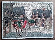 Puzzle bois découpé main FRANCE PUZZLES PARIS COMPLET 300 pièces ancien Vera