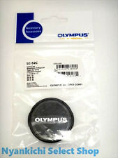 Olympus Official Lens Cap LC-52C 52mm from Japan New
