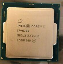 Intel i7-6700 CPU