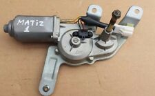 GENUINE CHEVROLET MATIZ 2006- 5DR HATCHBACK REAR WIPER MOTOR 96485147