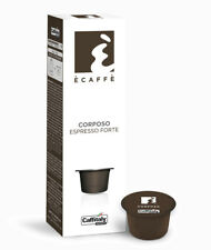 100 CAPSULE ORIGINALI CAFFITALY CORPOSO + 1 KIT ACCESSORI BORBONE 100 PEZZI