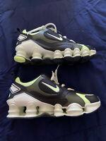 Nike Women's Nike Shox Tl Nova Green Sneakers Size 6.5