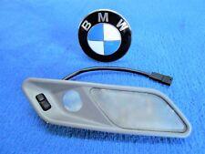 BMW e34 5er Innenleuchte Leseleuchte Lampe rechts hinten Silbergrau grau 8355038