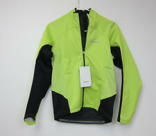 Shimano Performance Windbreak Jersey  - Mens XS - Electric Green - NWT