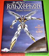 RAHXEPHON Edición integral 26 episodios -DVD R2- japonés español - Precintada