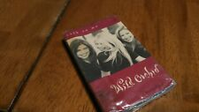 WILD ORCHID TALK TO ME BRAND NEW CASSETTE TAPE ( SINGLE )
