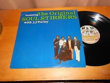 Original Soul Stirrers 70s GOSPEL LP With J.J. Farley 1979 USA ISSUE
