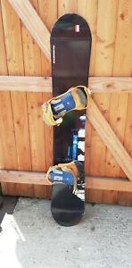 snowboard Salomon, gut erhalten
