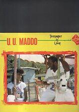 U. U. MADDO - teenager in love LP