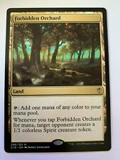 Forbidden Orchard, NM, Commander 16