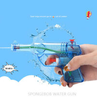 1Pc Hot sale summer water squirt toy children beach water gun pistol toy ES