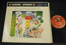 Charles Munch Debussy LIVING STEREO RCA LSC 2282 Images For Orchestra