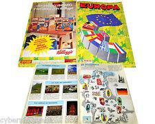 EUROPA album figurine panini 1988  da Recupero con 359 figurine