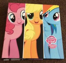 MY LITTLE PONY- SERIES 1 DOG TAGS - COMPLETE SET WITH BINDER..