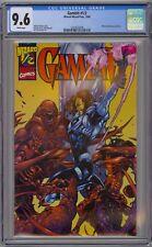 Gambit #1/2 CGC 9.6 NM+ Wp Marvel Comics 1999 Wizard Mail Away Exclusive X-Men