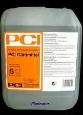 PCI Glättmittel 5L Silicon Abziehmittel Siliconfuge Silcofug Carraferm € 6,04/L