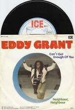 EDDY GRANT Can't Get Enough Of You 45/GER/PIC