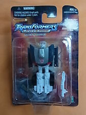 Transformers Universe Spy Changers Silverstreak