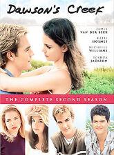 DAWSON'S CREEK SEASON 2 Two DVD Set Factory Sealed Plus Bonus Features 4 Discs