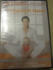The Studio Happy Baby Fit Mama Ellen Barrett Workout Postnatal Fitness New