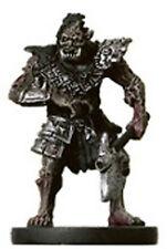 D&D Miniatures Horda Zombie 51/60 C Tambores De Guerra