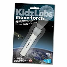3808 KidzLabs Moon Torch Projector Astronomy Science Stem Toys Educational Gift