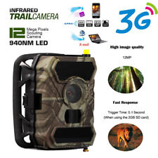3G GSM MMS GPRS Trail Hunting Scouting Camera 890WG AG-680M Upgrade Night Vision