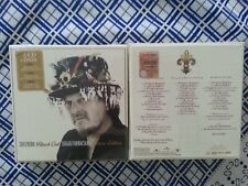 BOX CD ZUCCHERO BLACK CAT SUGAR FORNACIARI DELUXE EDITION  2 CD + DVD SIGILLATO
