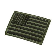 CONDOR  USA Flag  Patch OD -CONDOR-5 x 7.62 cm PARCHE BORDADO