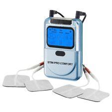 tensgerät EMS TENS Gerät Reizstromgerät Elektroden Pads Anti Schmerzen Therapie