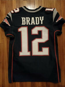 Authentic Tom Brady Nike Elite Patriots Jersey Mens Size:40  NWOT **SOLD OUT**