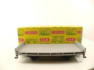 LGB Lehmann N°4001 Wagon Dish IN G New IN Box