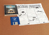 Action Fighter complete with Poster (Firebird, 1989) - Amiga