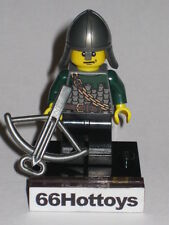 LEGO Kingdoms 7947 Archer Minifigure New