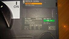 Merlin Gerin schneider circuit breaker