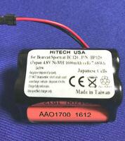 2 Batteries(Japan Yuasa NiMH 1.7A)For Uniden/RadioShack Bearcat/Sportcat BP120..