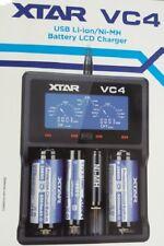 XTAR Vc4 4 USB Ladegerät