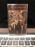 The Black Crowes Southern Harmony And Musical Companion Cassette Tape 1992