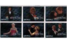 Smallville Season 1 Full 6 Card Spring Formal Foil Chase Set from Inkworks