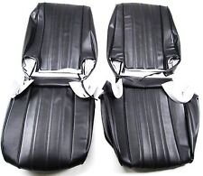 JEEP 1967-73 JEEPSTER LOW BACK BUCKET SEATS UPHOLSTERY KIT