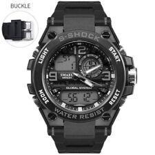 SMAEL Men Wristwatch Gold Digital Watch Fashion Sport Watch Shockproof Watches