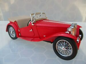 FRANKLIN MINT MG TC ROADSTER LOVELY CONDITION NO BOX