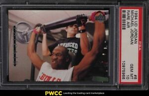 1994 Upper Deck MJ Rare Air Michael Jordan #6 PSA 10 GEM MINT